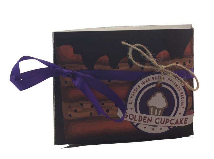golden cupcake (proyecto final) 4