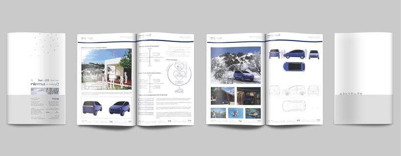 Diseño gráfico corporativo para Trócola 7