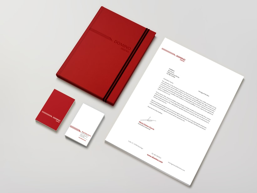 Propuestas de diseño gráfico corporativo 1