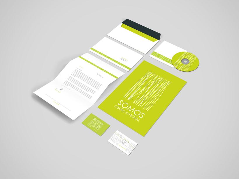 Propuestas de diseño gráfico corporativo 0