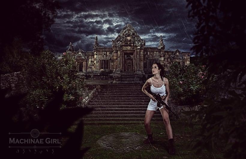 Machinae Girl Project 0