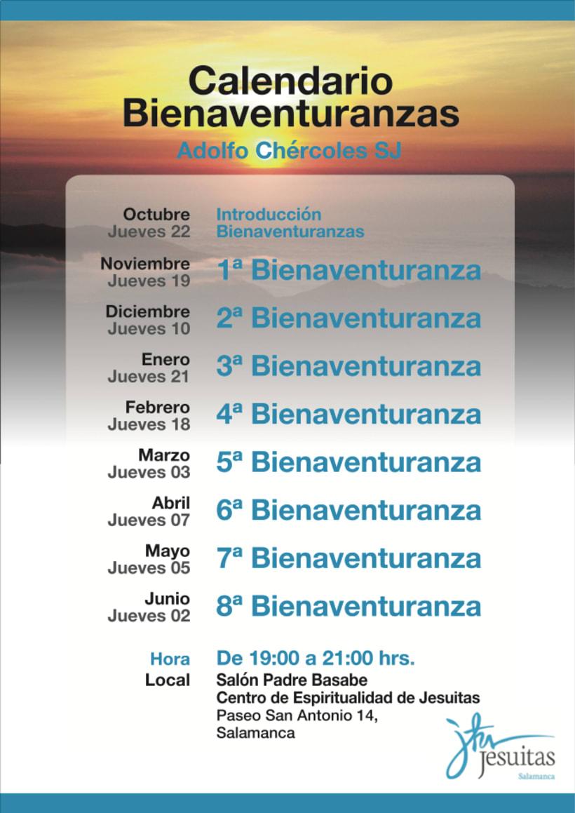 Diseño de Logotipo, Web y folletos - Parroquia El Milagro de San José 17