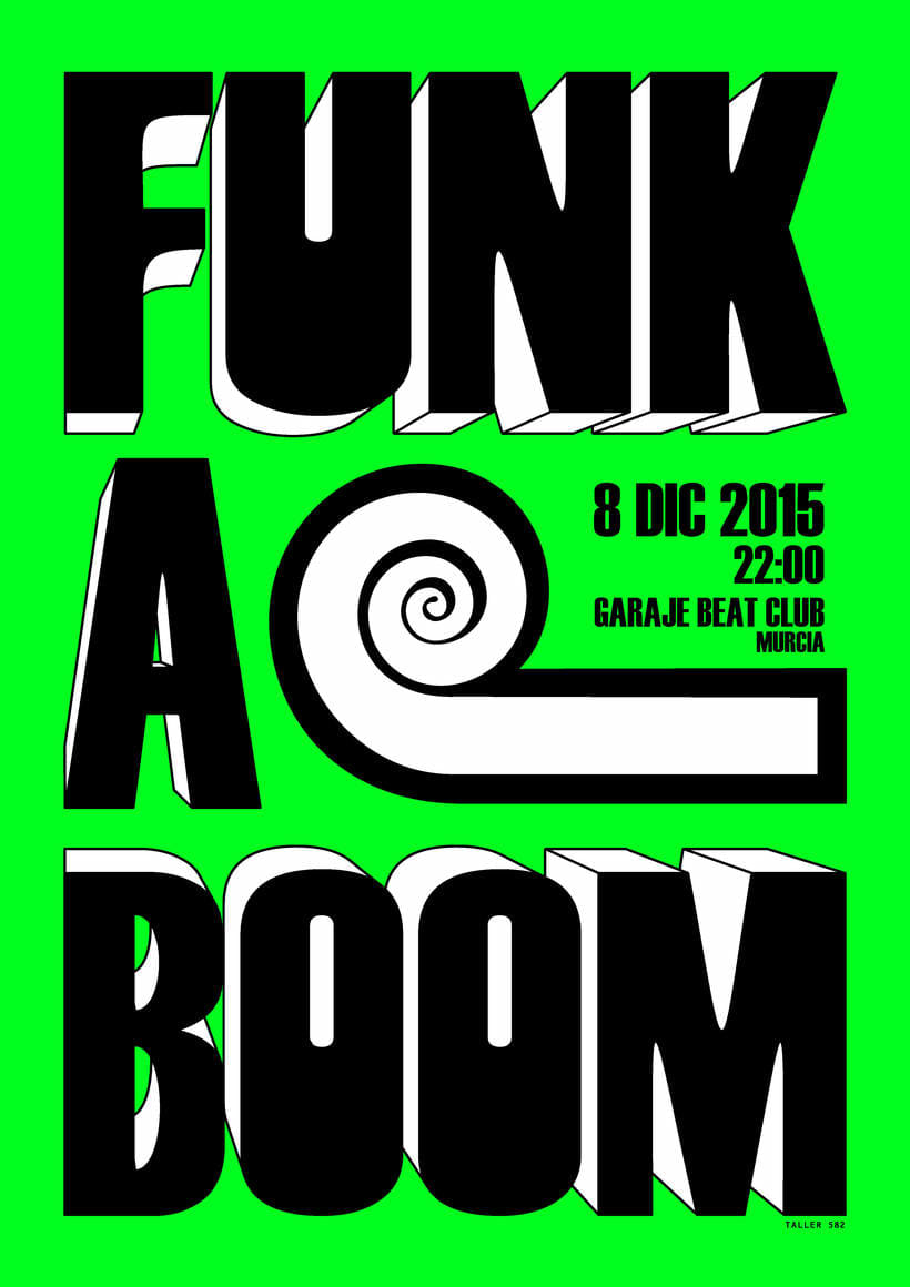 Funk A Boom 1