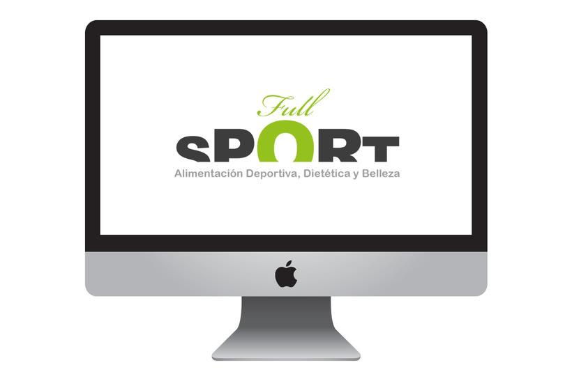 Imagen corporativa Full Sport 0