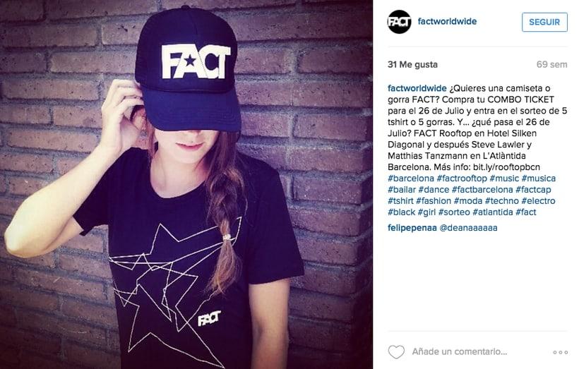 Instagram FACT WORLDWIDE 8