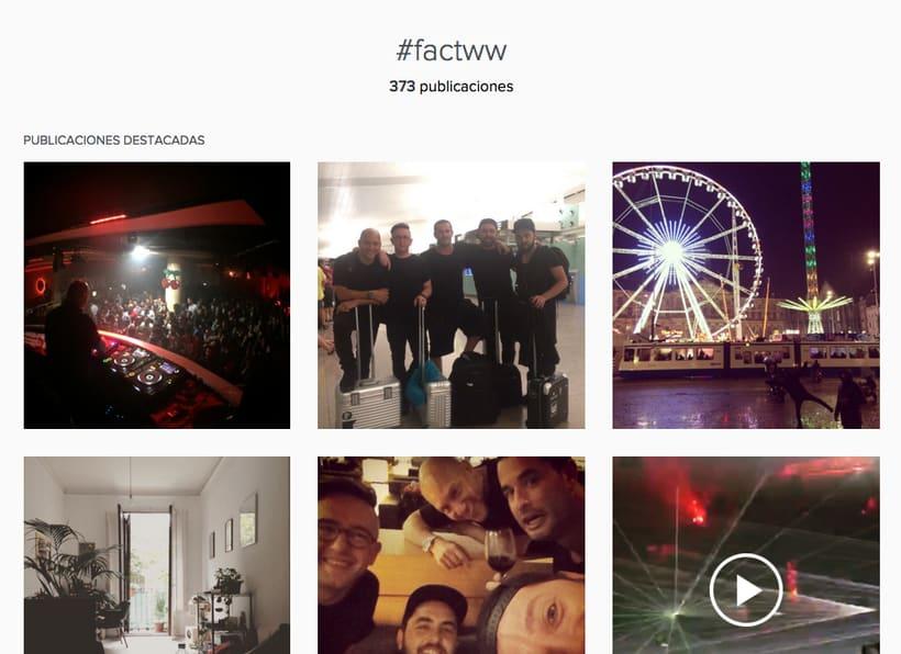 Instagram FACT WORLDWIDE 11