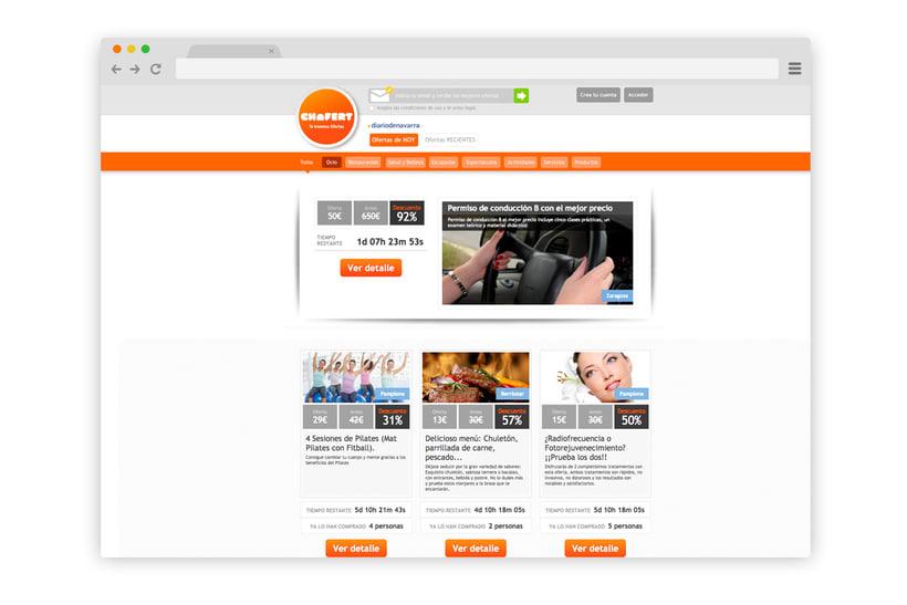 Diseño Web Chofert 0