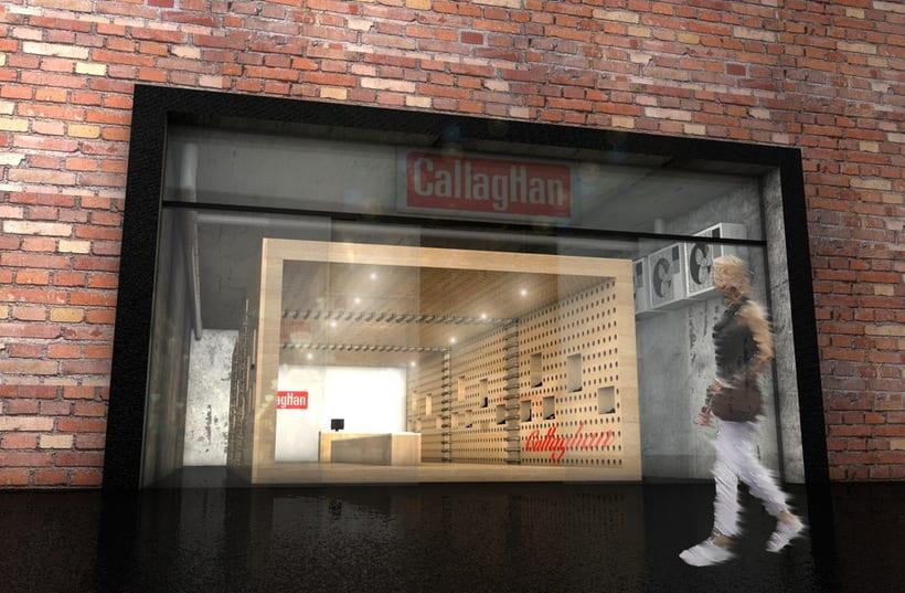 Diseño de tienda CallagHan 0
