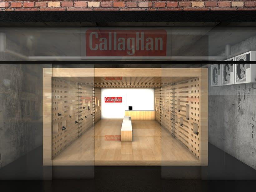 Diseño de tienda CallagHan 2