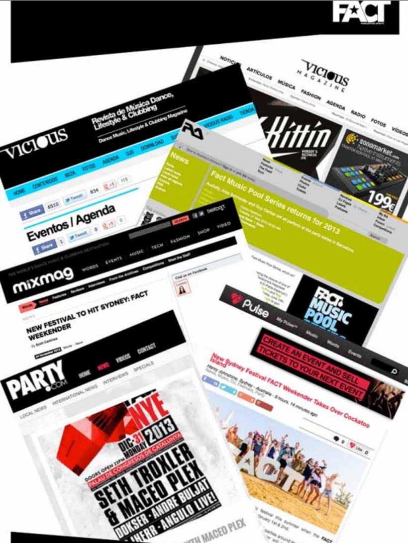 FACT WORLDWIDE Dossieres de comunicación en inglés y castellano 3