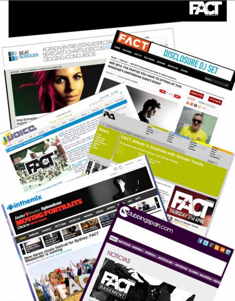 FACT WORLDWIDE Dossieres de comunicación en inglés y castellano 4