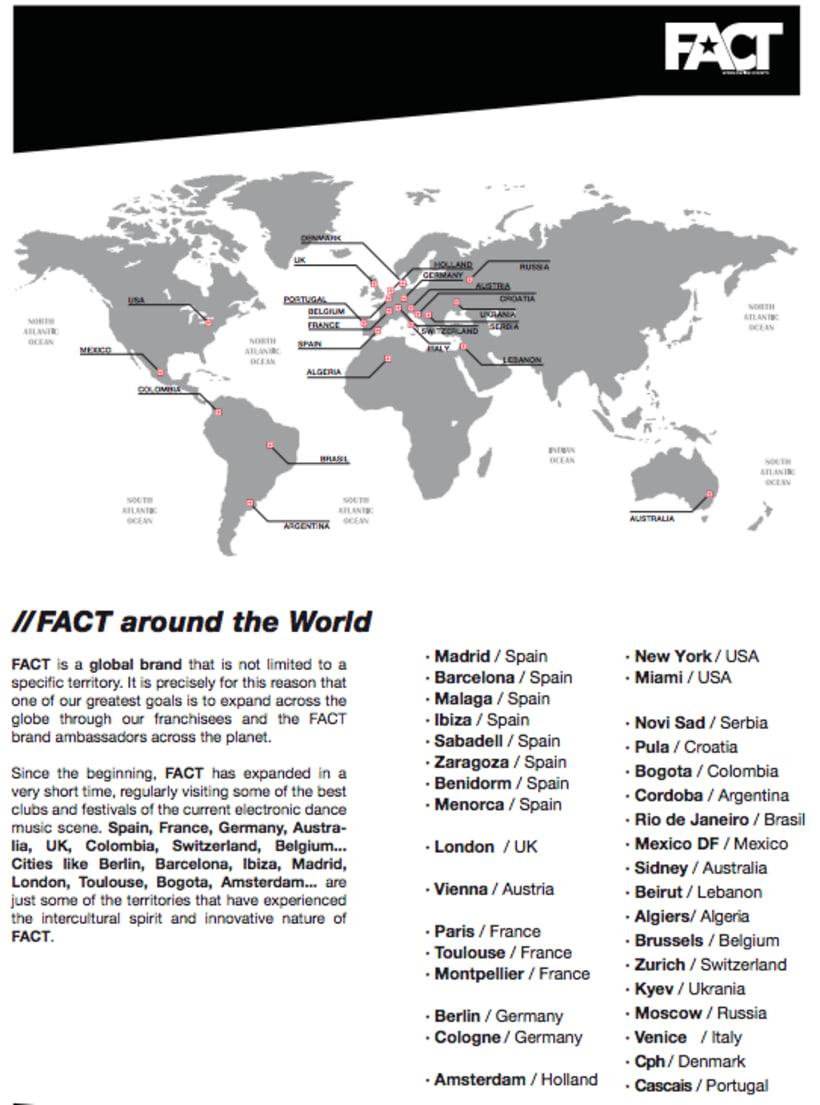 FACT WORLDWIDE Dossieres de comunicación en inglés y castellano 6