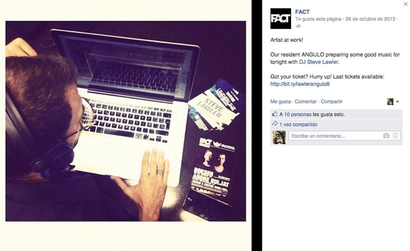 FACT WORLDWIDE - Gestión de sus páginas de Facebook: sorteos, posts, respuestas, campañas... 0