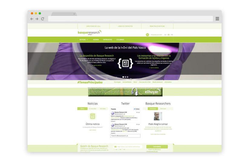 Web Elhuyar Basque Research -1