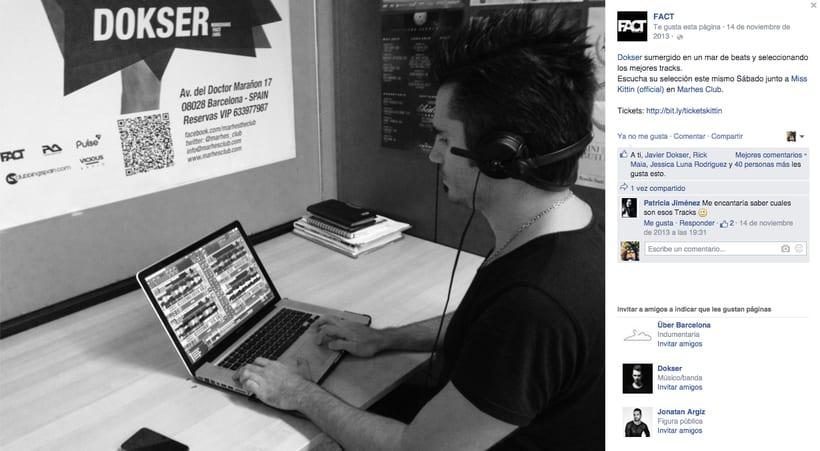 FACT WORLDWIDE - Gestión de sus páginas de Facebook: sorteos, posts, respuestas, campañas... 8