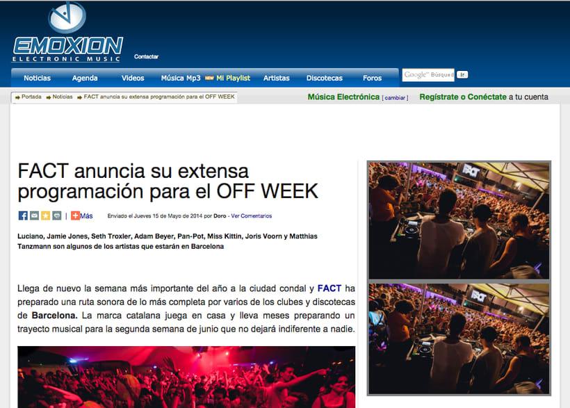 EMOXION: redactora jefa de la web de música electrónica 4