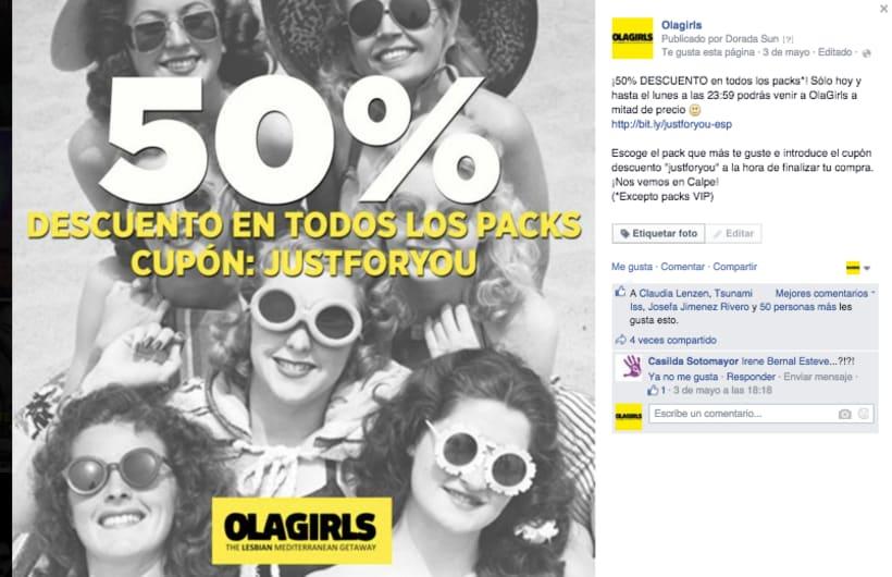 OlaGirls: comunicación, redes sociales y diseño 5