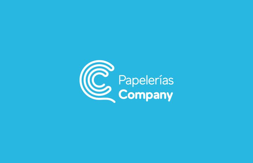 Papelerías Company 4