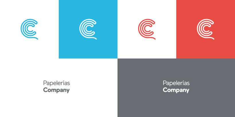 Papelerías Company 6