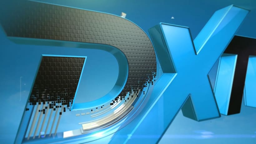 DXTV LOGO ID 6