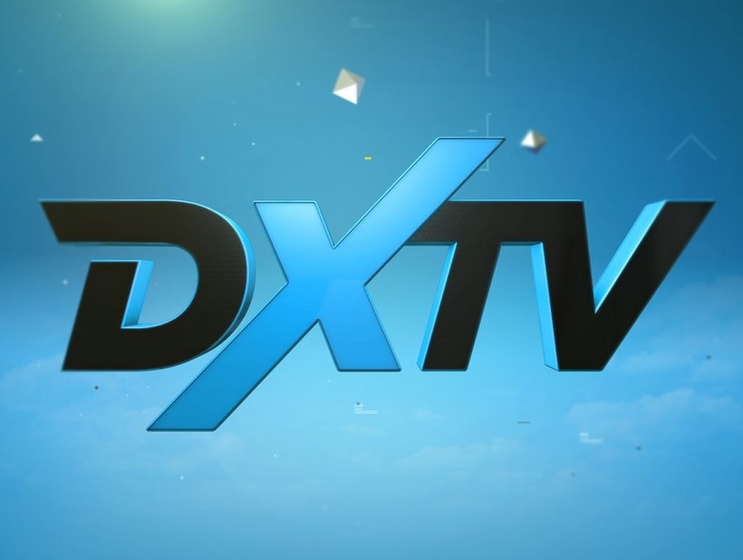 DXTV LOGO ID 7