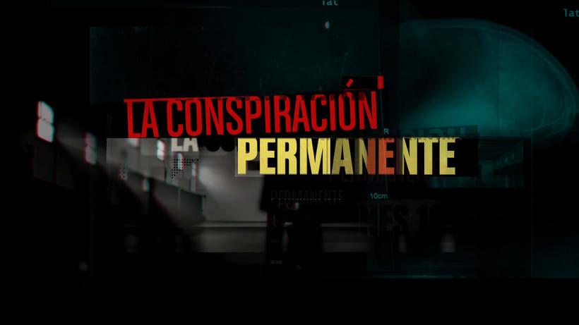 LA CONSPIRACIÓN PERMANENTE 5