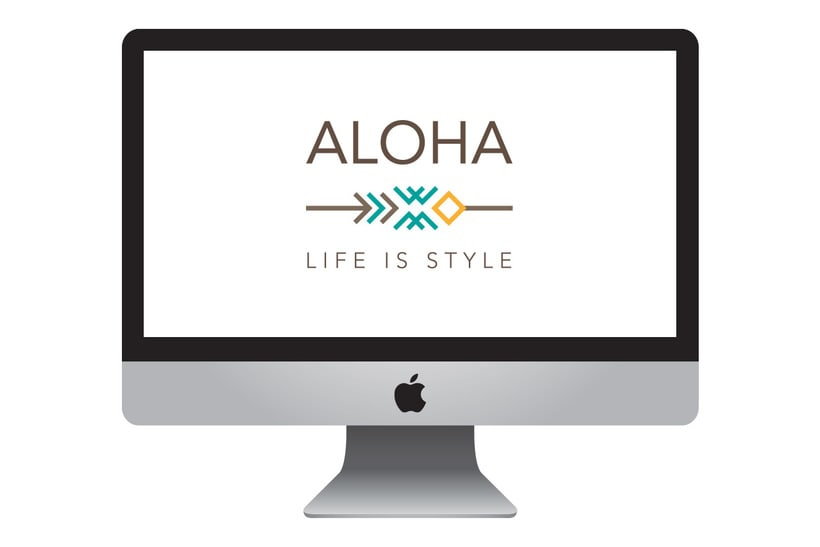 Logotipo Aloha -1