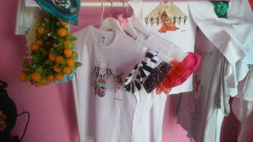 Proyecto de Diseño de Camisetas y Expo en el Real Club Náutico de Las Palmas de GC. 3