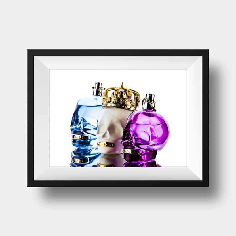 Fotografía de producto: Envases de perfumeria 13