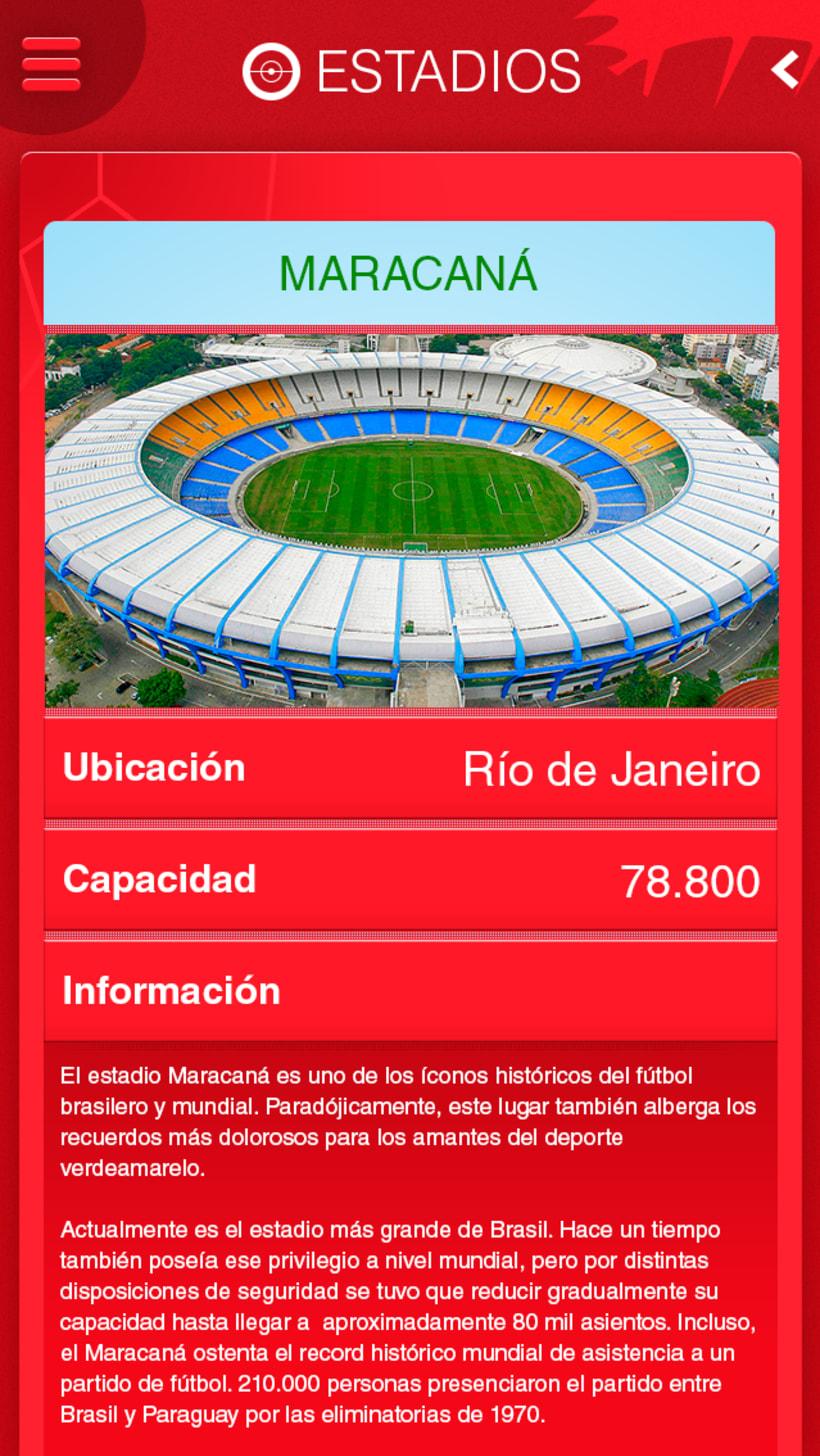 App Coca Cola Mundial 0