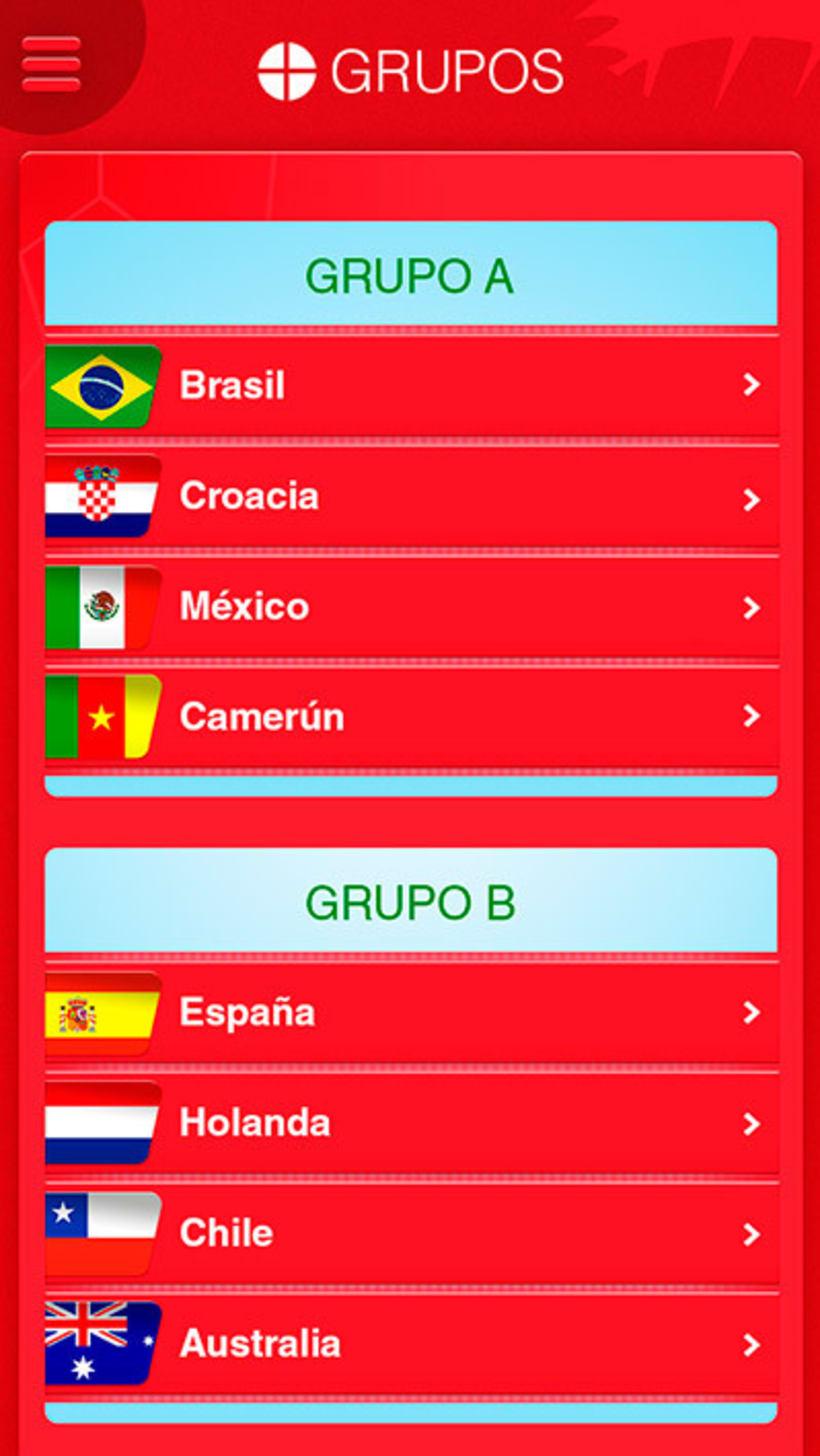App Coca Cola Mundial 1