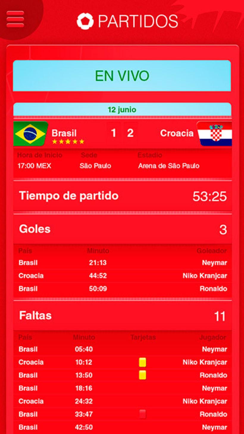 App Coca Cola Mundial 3