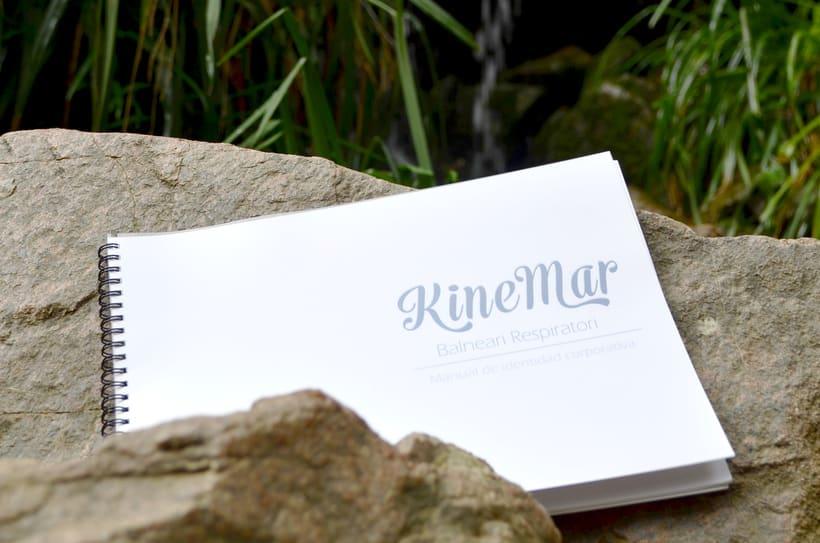 Branding: KineMar, Balneario Respiratorio 0