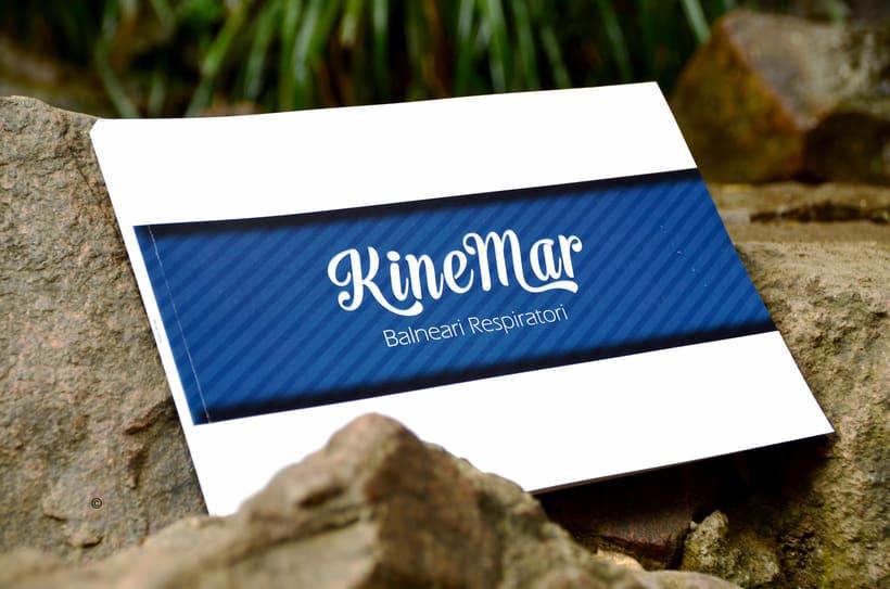 Branding: KineMar, Balneario Respiratorio 3