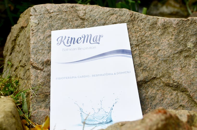 Branding: KineMar, Balneario Respiratorio 6