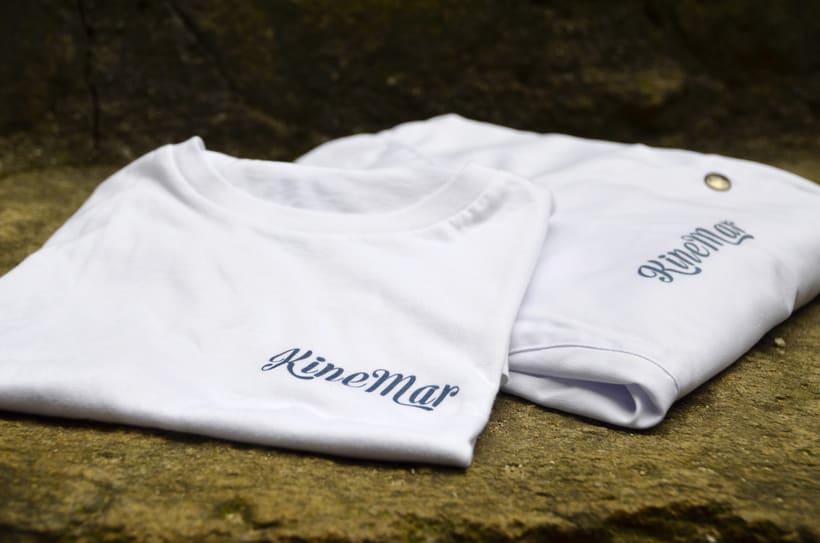 Branding: KineMar, Balneario Respiratorio 8