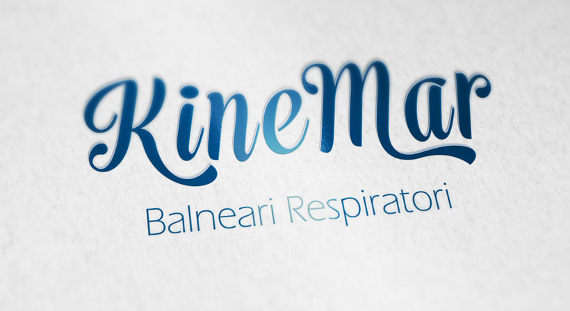 Branding: KineMar, Balneario Respiratorio 10