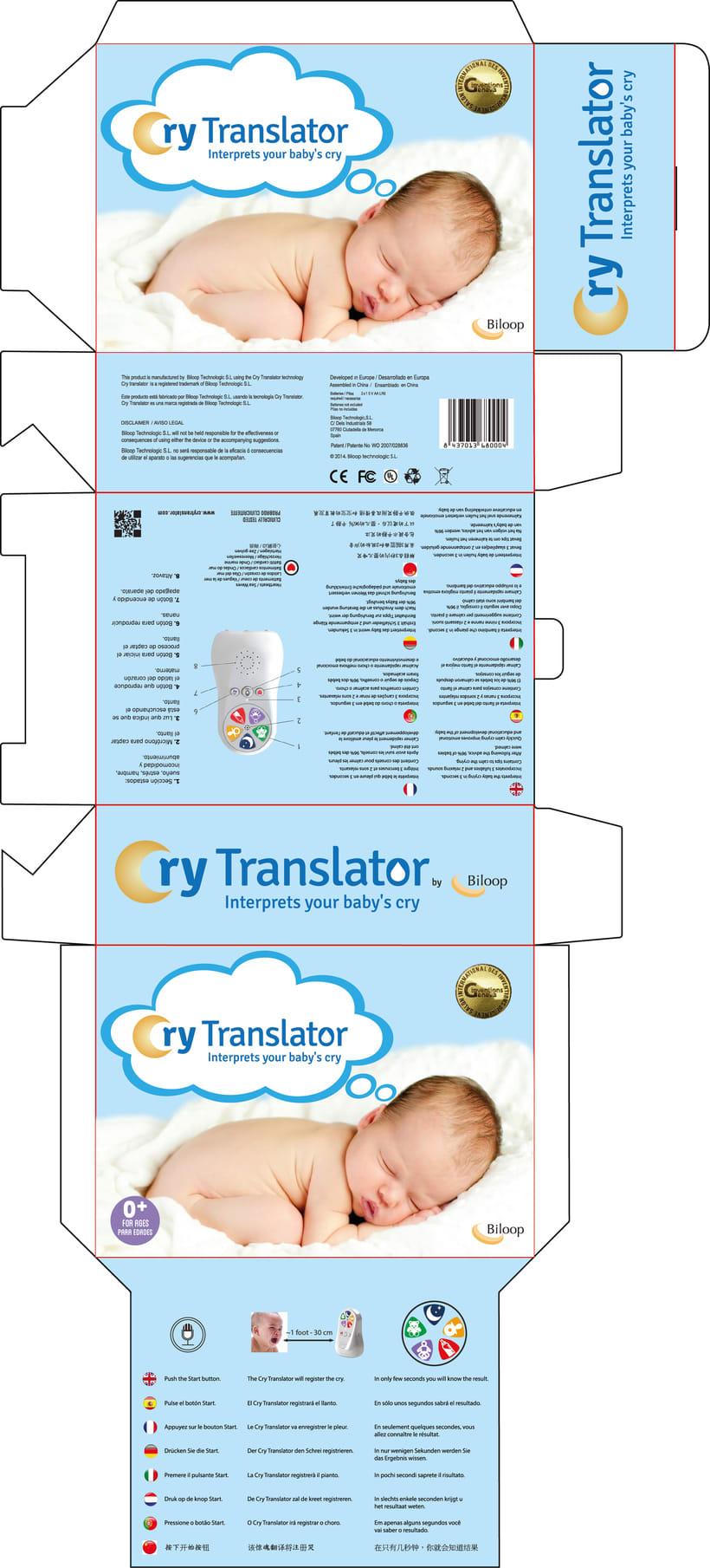 Packaging producto de nuevo lanzamiento 4