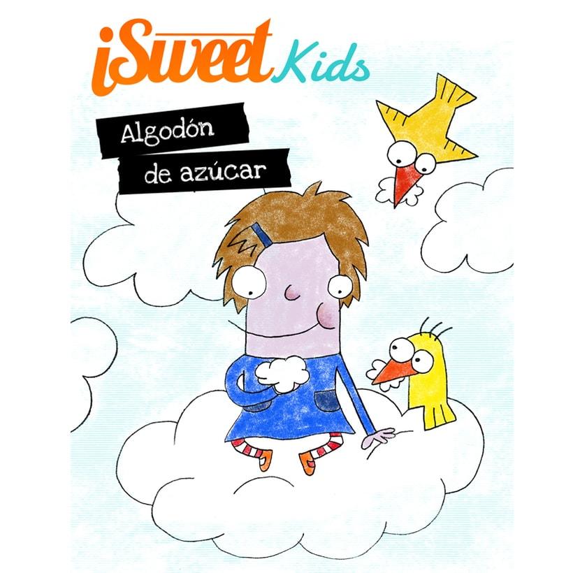 Ilustraciones para iSweet Magazine by Torreblanca 0