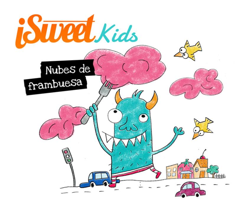Ilustraciones para iSweet Magazine by Torreblanca 2