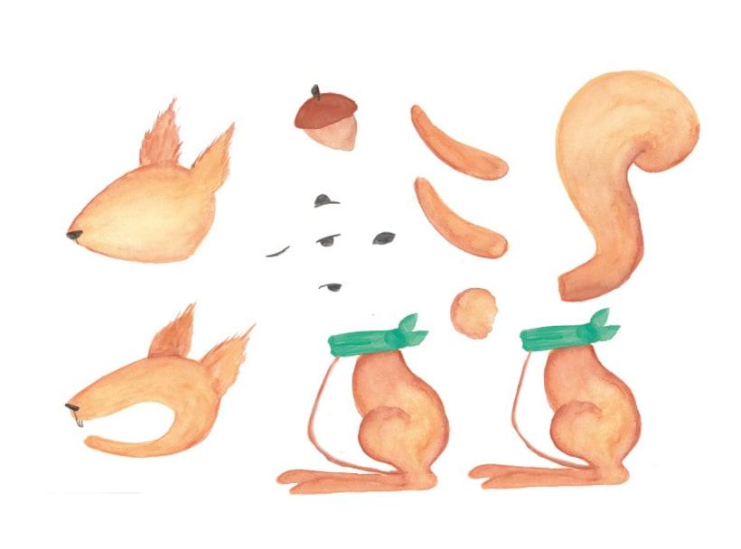 Ilustración - Mascota 0