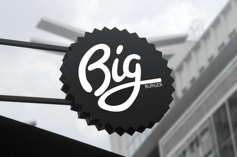 Branding - Big Burger -1