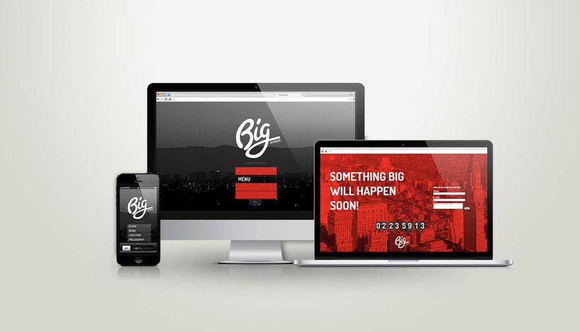 Branding - Big Burger 1