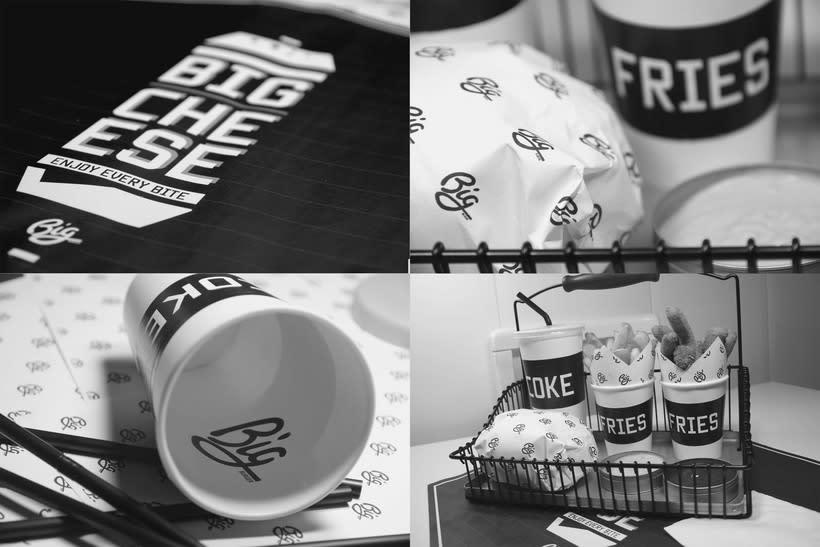 Branding - Big Burger 4