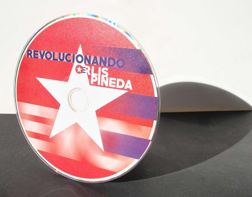 CD Revolucionando de Orlis Pineda 3