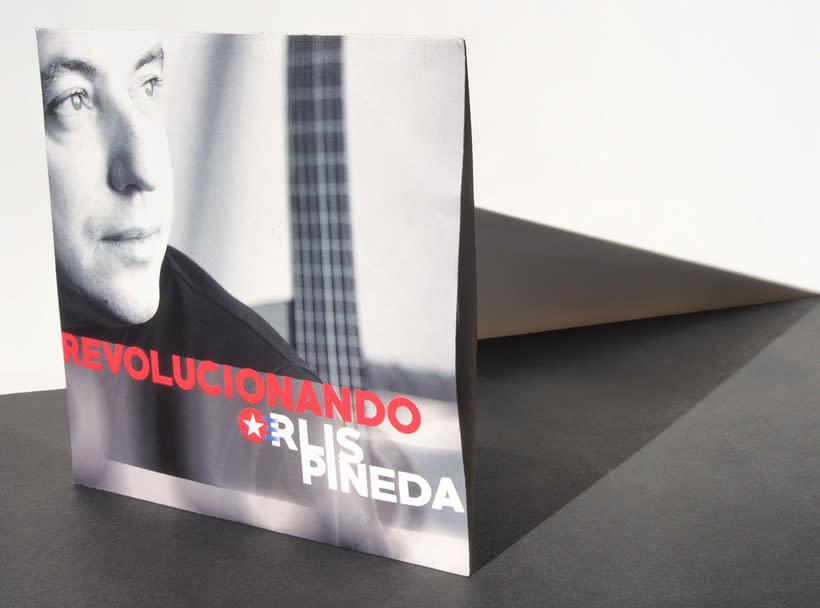CD Revolucionando de Orlis Pineda 1