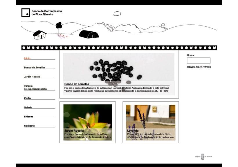 Banco de Germoplasma de Flora Silvestre 4