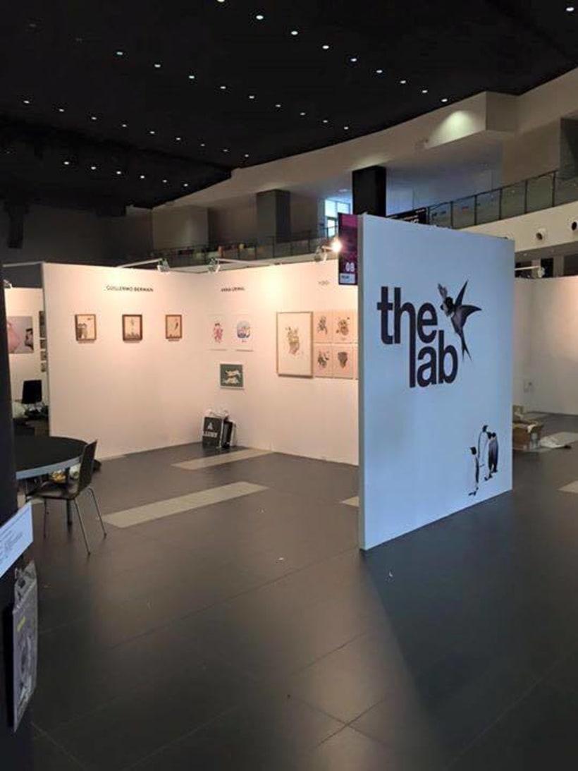 Thelab Exposición en Feria Marte 0