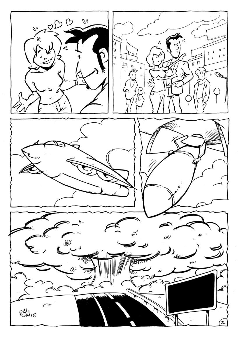 Keep calm (cómic de 2 páginas) 2