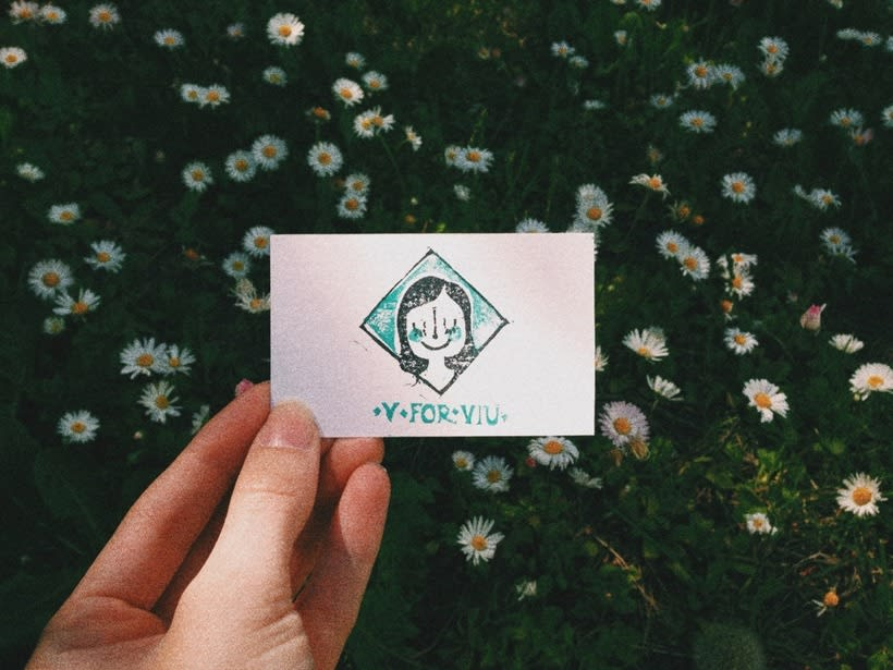 VforViu Business Cards 5